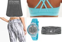 Fitness Fashion / by Michelle Nathan