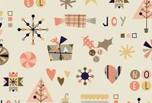Pattern Love -Seasonal with a Twist / Seasonal Holiday patterns but not what you might expect