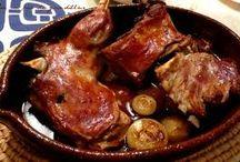 Los mejores sabores, las mejores comidas al horno de leña / Sabores Gastronomicos