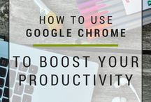 Productivity Tools and Tips / This board is about productivity. I'm sharing tips on the best methods, tools and strategies to optimize and organize your time, so you can be more efficient and productive. You will find systems, templates, exercises, tricks and motivation to be more effective.