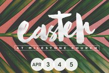 Easter Graphic Inspiration