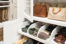 Armario bolsos y accesorios