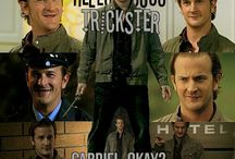 Supernatural & Cast