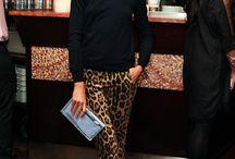 Autumn Style- leopard trouser