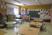Organitzar l'aula