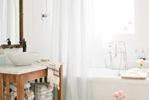 Bathrooms / Bathroom, Interior Design, Rustic, Farmhouse, Cottage, Decor Ideas, Home Decor, DIY