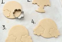 Cookie piecing