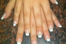 Nail Gel treatments / I do Bio Sculpture nail treatments. If you like what you see and want to make an appointment: 0823194810 Thanks :)