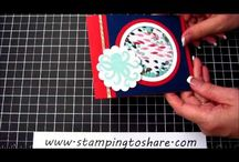 Stampin' Stuff-Shaker Cards / by MaryAnn Hilleary