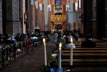 Katedra I cathedral / Katedra cathedrals