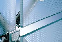 C - glass facades