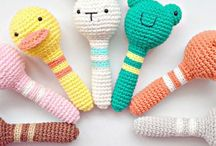 Toys - rattles