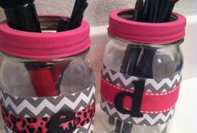 Mason Jar Madness / by Rachel Hall