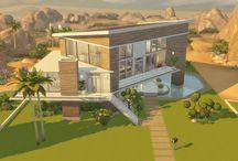Sims Häuser