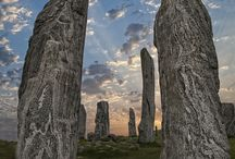 Craigh na dun / Outlander and all it's Scottish glory. / by Elizabeth McCullar