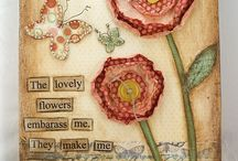 Mixed Media / by Sue Down