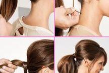 Hair Ideas / by Jillian Martin