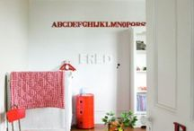 A Kid's Rooms / by Alecia Walker