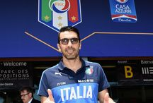 Azzurri / Pins about Italian national football team