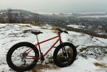 Fat Tire Mountain Bike brings Thrills on Uphills