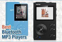 Best Bluetooth MP3 Players