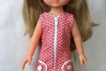 Couture Poupées et Barbie