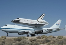 Endeavor Shuttle Coming Home To Los Angeles! / by Phyllis Miller