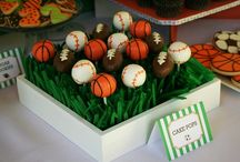 Cake Pops / by Brandy D Trevino