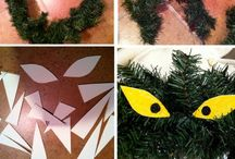 Nightmare Before Christmas Decorations / by Suzanne