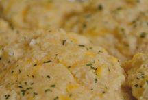 Panes y masitas saladas