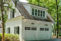Home ideas - Garages