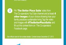 The Better Place Suite Contest / The Co-operators / by Jim Brown