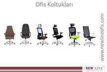 Ofis Koltukları / www.newlineofis.com