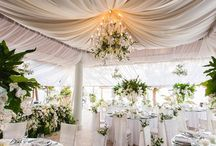 Wedding Tents & Drapes with Style