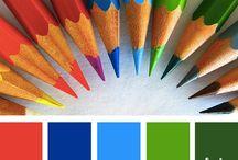 Palety kolorów