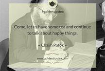 Tea Proverbs