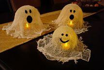 Halloweeni szellem