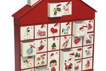 Seasonal-Christmas / by Jessica Forys-Cameron