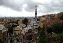 barcelona / kam v meste