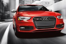 S4 / With a supercharged 333-hp TFSI® engine and quattro® all-wheel drive, the S4 is the luxury sport sedan that has all the right moves