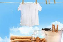 Laverie / Linge de maison et lessive