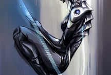 Sci-fi - Characters