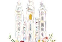 Lds/sud / Mormons