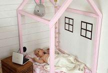 çocuk odası dekarasyonu