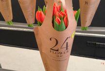 Flower-packing