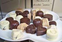Chocolats pralinés