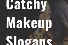 Catchy Makeup Slogans