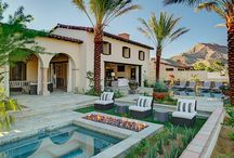 The Villas of Mirada / Where the mountains touch the sky...  Just up the hill from your home is The Ritz Carlton Rancho Mirage, offering a beautiful escape for you and your family to enjoy.   A unique collection of 46 homes nestled high above the Coachella Valley, the Villas of Mirada offers a unique blend of privacy, panoramas, and proximity. The guard-gated community contains an exclusive clubhouse with resort pool and state-of-the-art fitness facility.