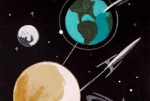 astronaut~space~galaxy
