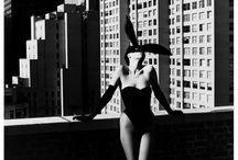 Helmut Newton photographer
